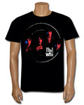 T Shirt - The Who Soundwaves Men