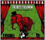 Boys you know, The - Elephant terrible LP