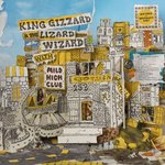 King Gizzard & The Lizard Wizard - Sketches Of Brunswick East LP+DL
