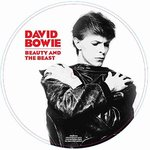 "Bowie, David - Beauty And The Beast 7"" PD"
