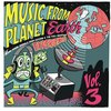 Various - Music From Planet Earth Vol.3 10""