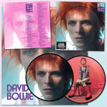 Bowie, David – Space Oddity LP+Poster