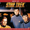 Various - Best os Star Trek LP+CD Col Vinyl