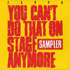 Zappa, Frank - You Can't Do That On Stage Anymore (Best Of) 2LP